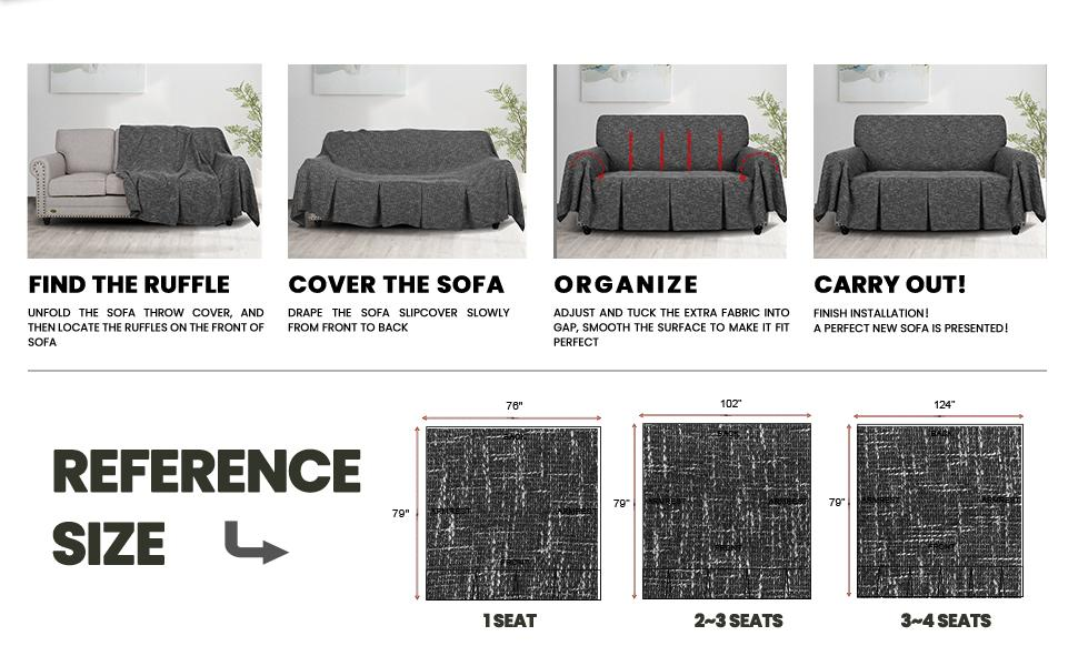 sofa covers for living room