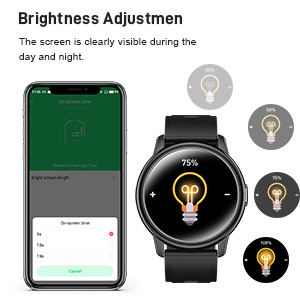 health tracking watch