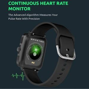 Continuous Heart Rate Monitor