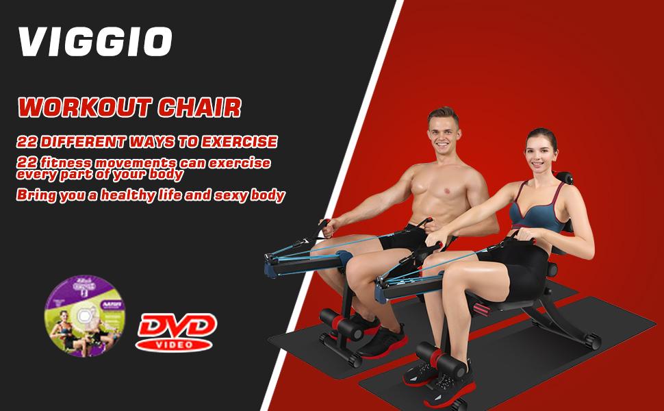 Abdominal Workout Chair