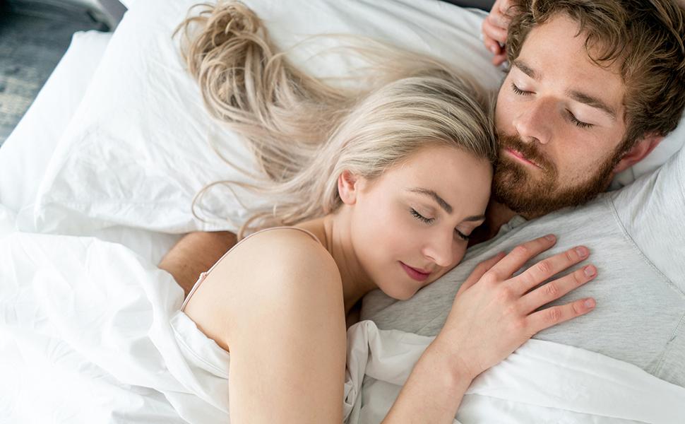sleep well with chopinmoon comforter
