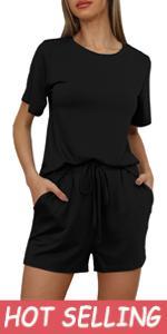 Short Sleeve Shorts Set