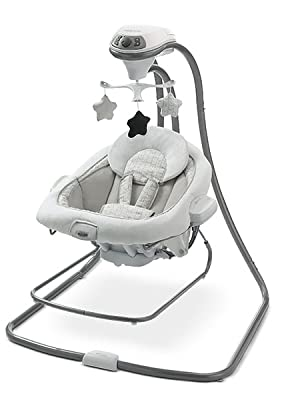 DuetConnect LX Swing and Bouncer