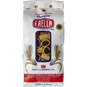 Faella Mezzi Paccheri Pack