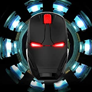 ironman gaing mouse