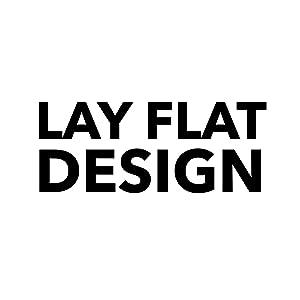 lay flat design