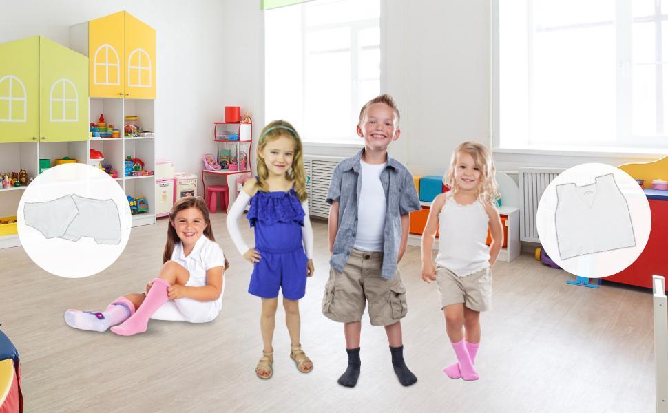 no seam socks for kids, best seamless socks for kids, smartknitkids seamless sensitivity socks
