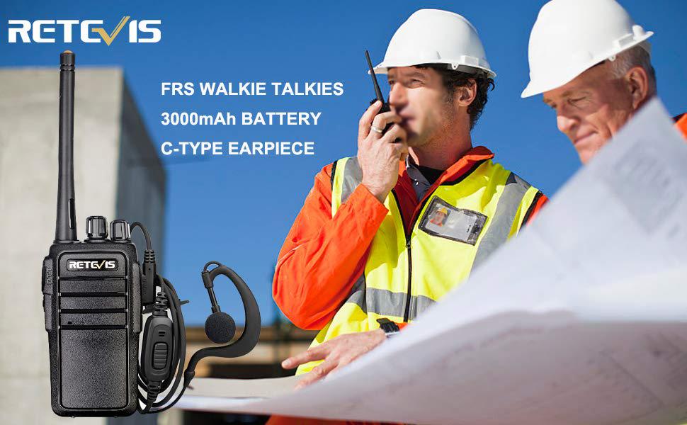 retevis 2 way radios