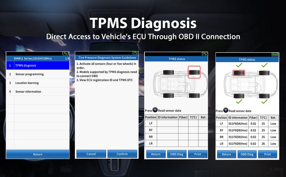 tpms diagnose tool