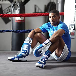 Ringside boxing gloves, boxing shoes, boxing apparel