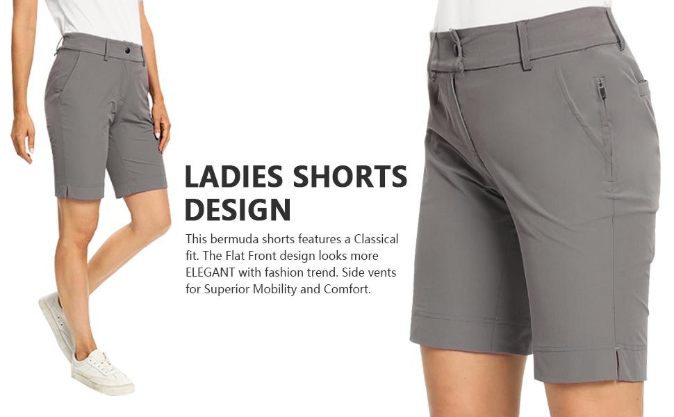 women golf short hiking short