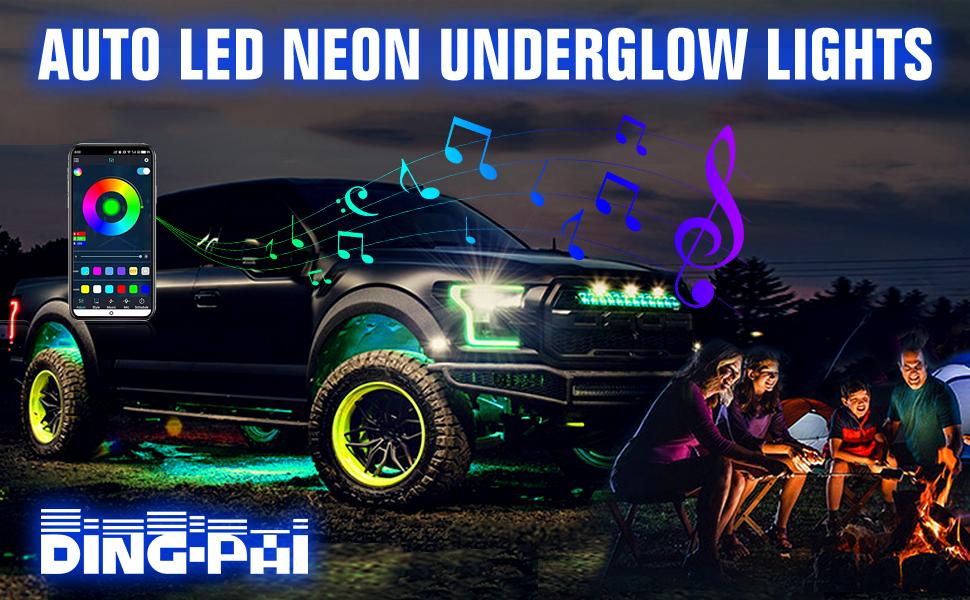 neno Underglow lights