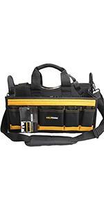 17'' Center Tray Tool Bag