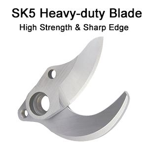 electric pruning shears heavy duty blade