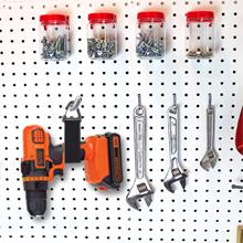 Tool wall display