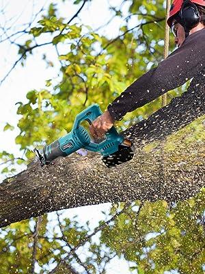 cordless reciprocating saw