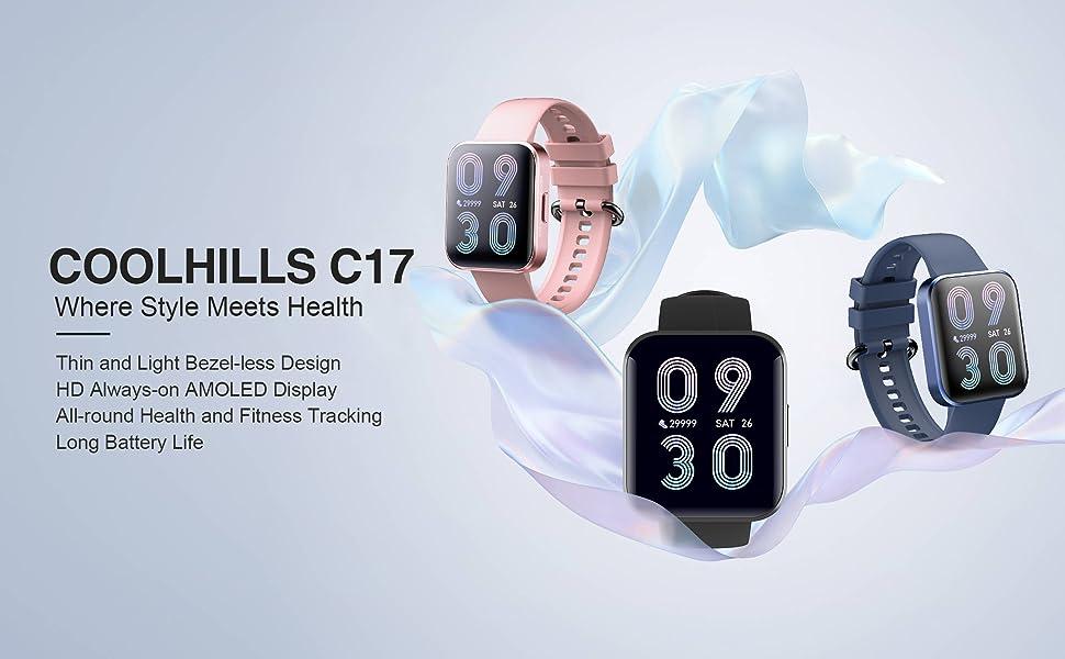 COOLHILLS Smartwatch