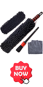 microfiber wheel brush