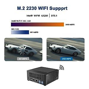 WiFi6 BT5.1