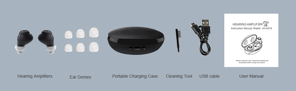 hearing aids rechargeable