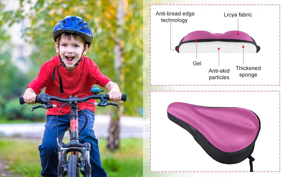 kids bike seat