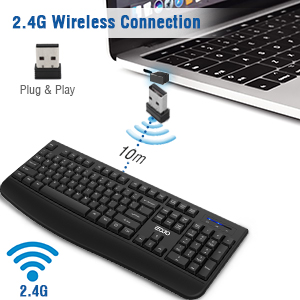 2.4G Wireless Connection