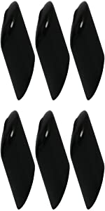 Rubber Round End Cap Cover