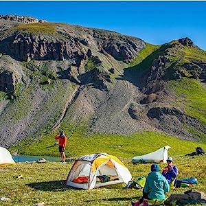 Big Agnes Backpacking Tents