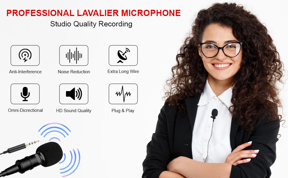 BP Lav Microphone
