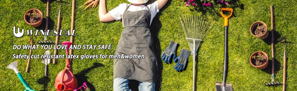 cut resistant latex gloves safety menamp;women do what you love and stay safe winusual