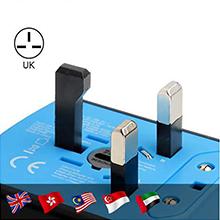 Travel Adapter UK TYpe Plug