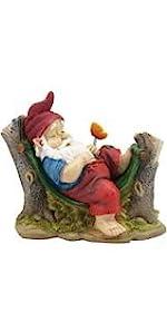 Gnome Garden Statue