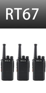 small walkie talkies