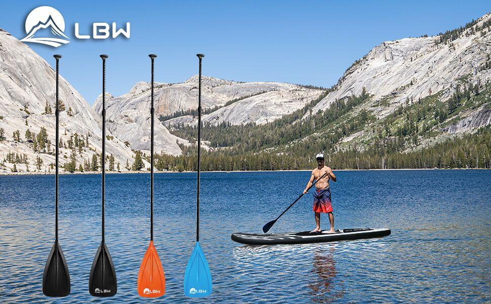 sup paddle board paddle