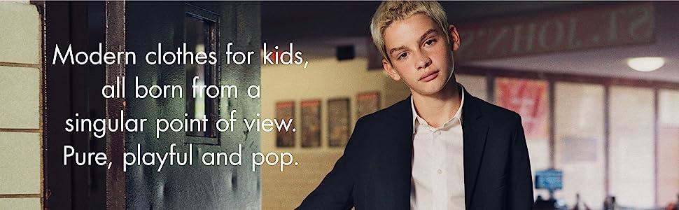 About Calvin Klein