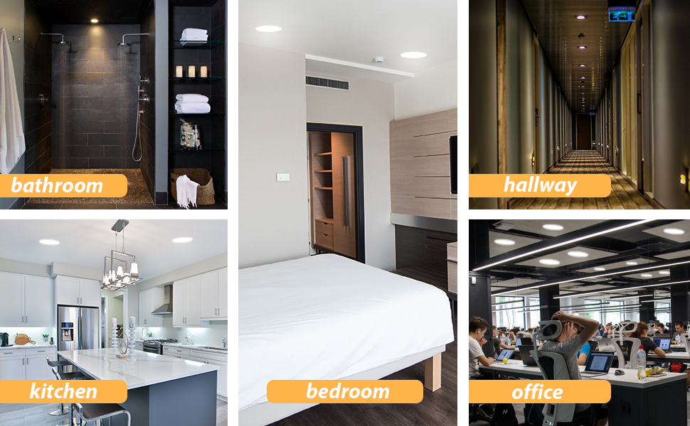 led recessed light dimmable