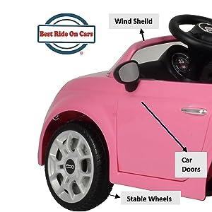 Realistic car accessories