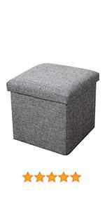 ottoman cube