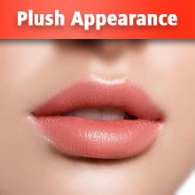 Plush Appearance