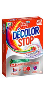 Décolor Stop Ravive les couleurs