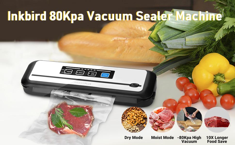 Inkbird vacuum sealer machine