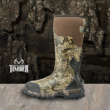 Reatree Timber Camo Boots