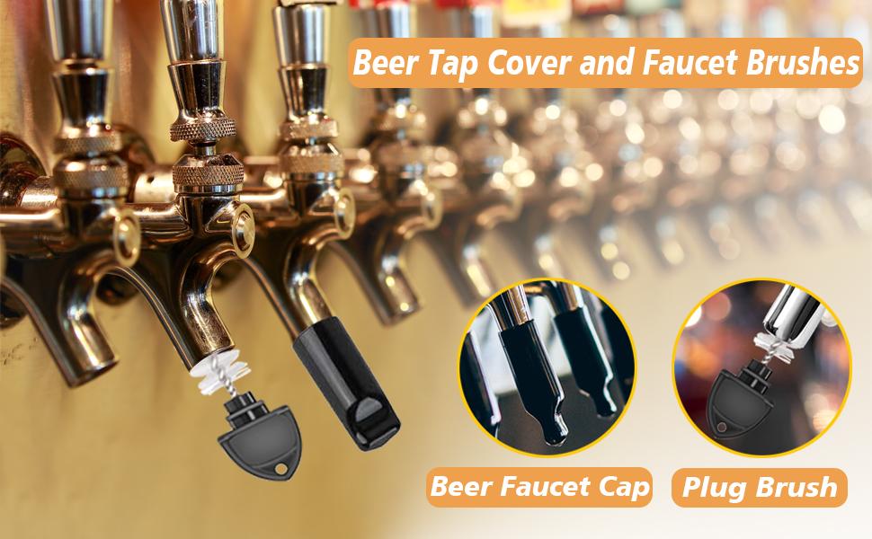 Beer Faucet Cap