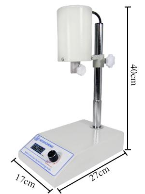 lab homogenizer mixer 2