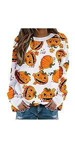 Halloween Pumpkin Sweatshirts
