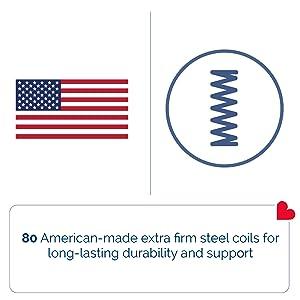KM119-AMZ 80 coils American made