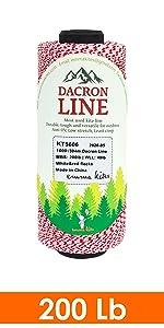 Kite Line 200Lb
