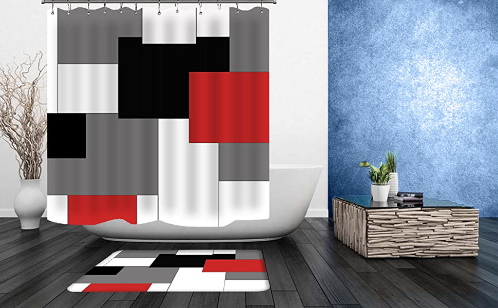 Modern, color design, looks simple and stylish.