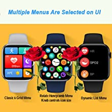 Multiple Menus are Selected on UI