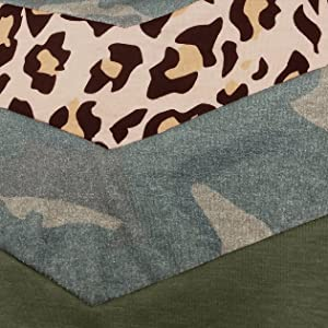 leopard print camouflage print